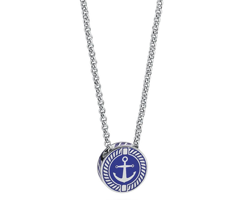 0c78262e3 Brosway Pánský ocelový náhrdelník Nautilus BNU03 | Najzlato.sk