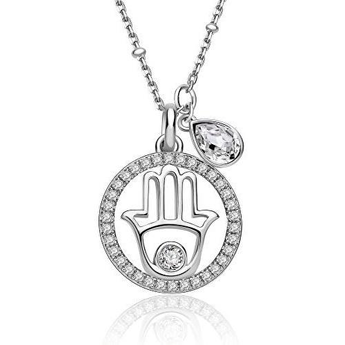 Brosway Stříbrný náhrdelník New Age G9NA04