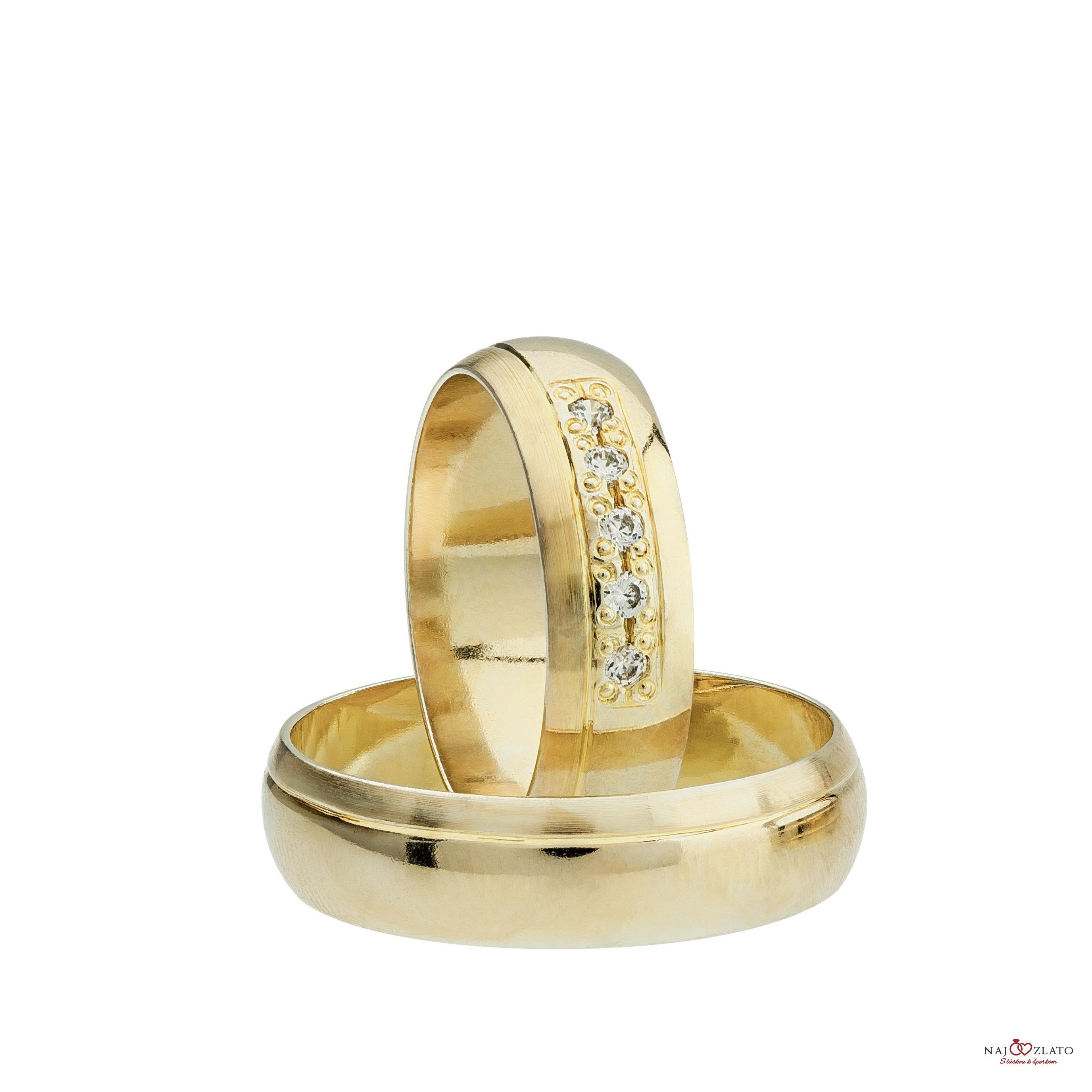 svadobné obrúčky doradus zo žltého zlata svadobné obrúčky doradus zo žltého  zlata 1 ... a24ea02a809