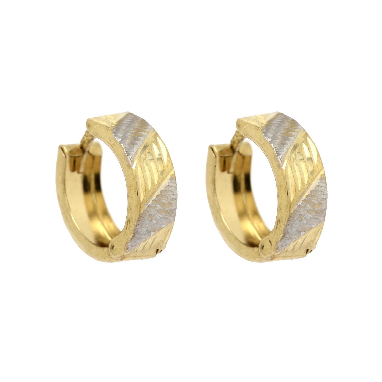 Zlaté dámske náušnice TIMOTEA 5d10968522d