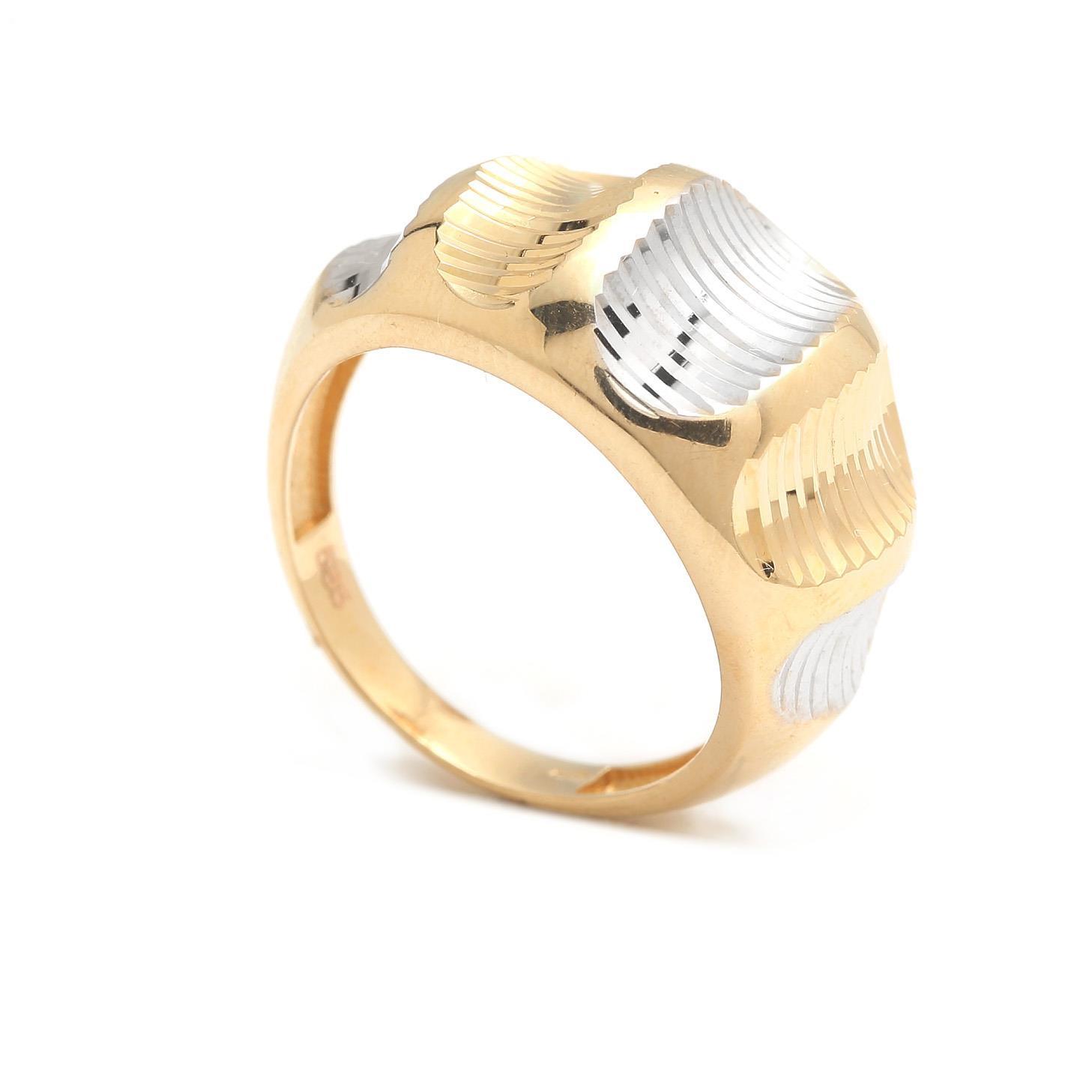 Zlatý dámsky prsteň ADIRA