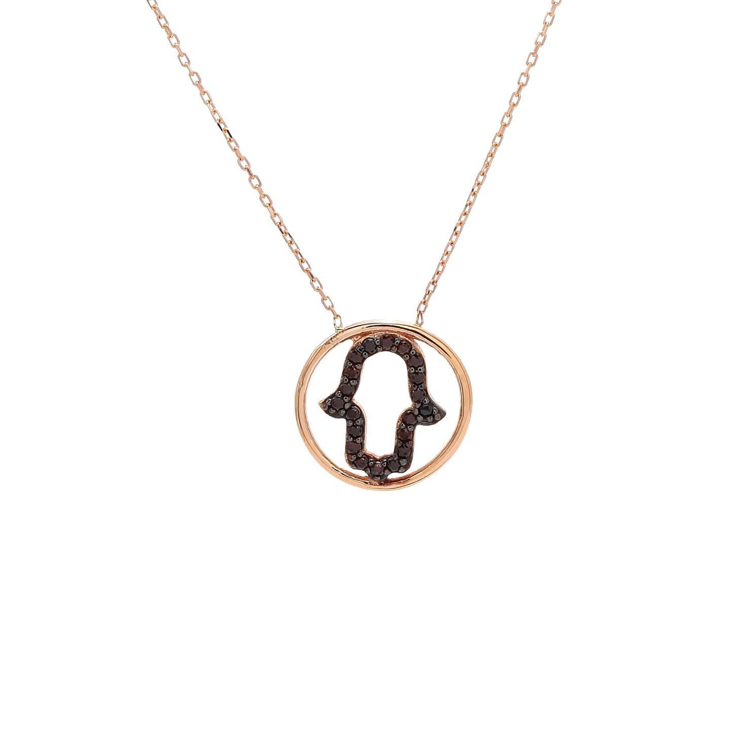 Zlatý náhrdelník NARCISO