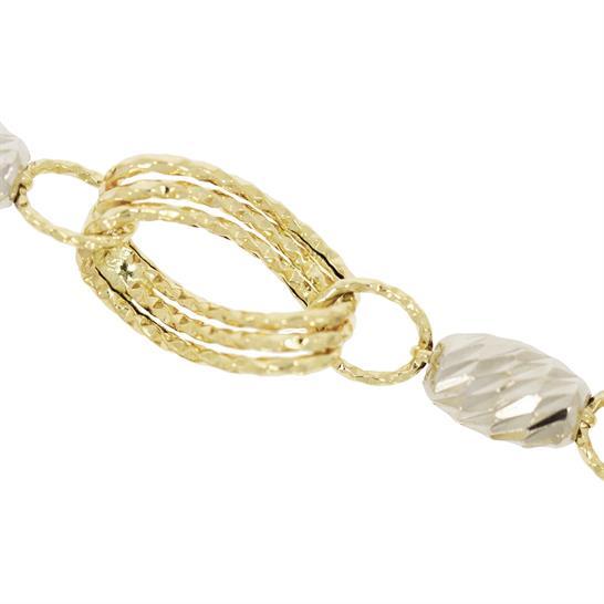Zlatý náramok AMALAFRIDA 614dd016071