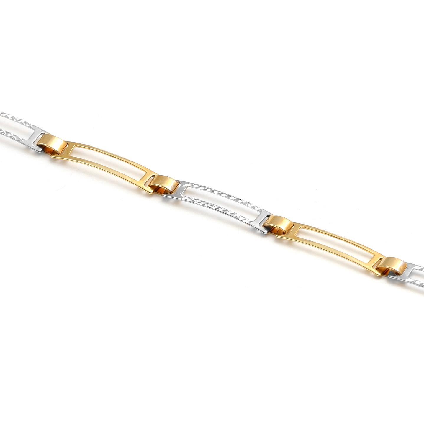 Zlatý náramok FINESTRE  aff797a8750