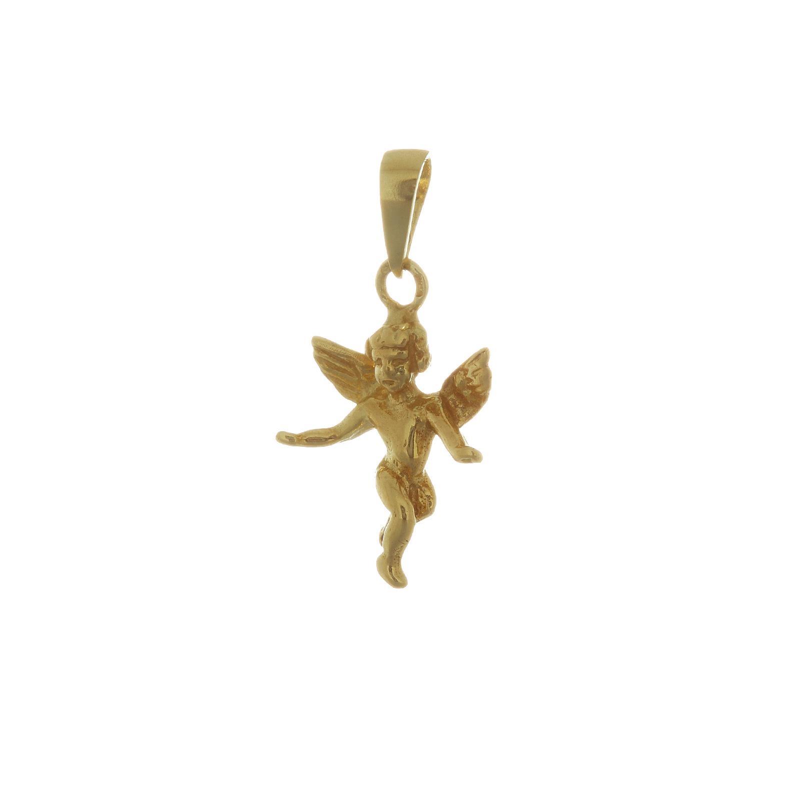 Zlatý prívesok ANJELIK  5b1f480732c