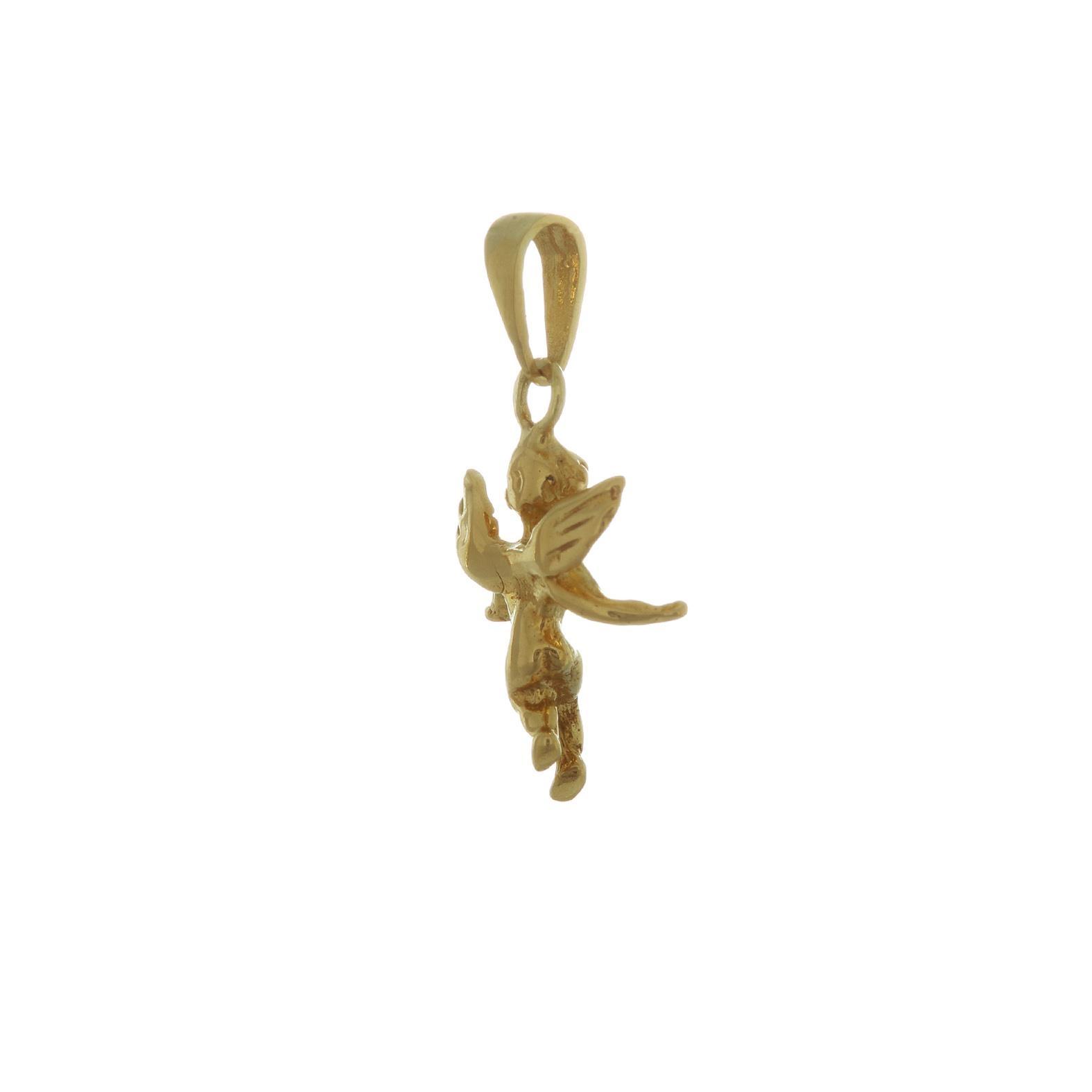 ... zlatý prívesok anjelik 3 bd9cbebc32e