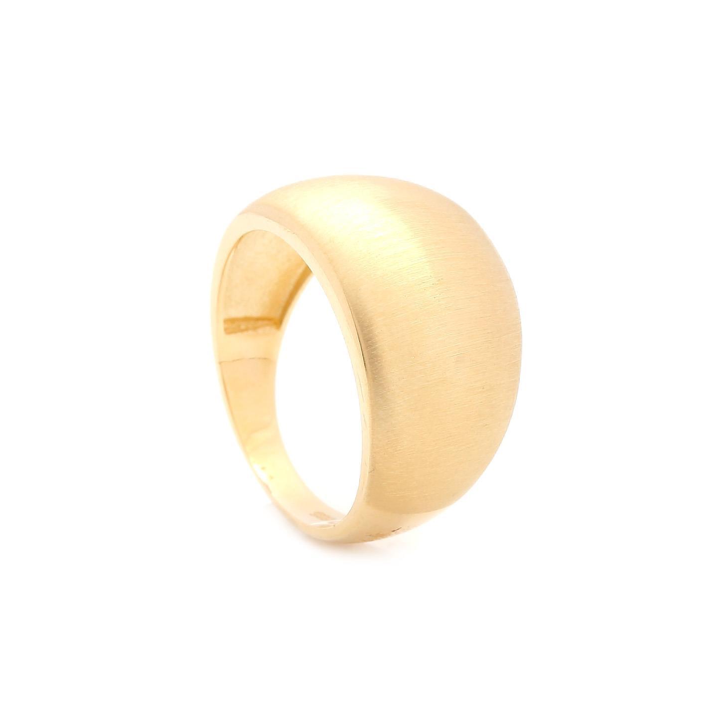 Zlatý prsteň AGATA