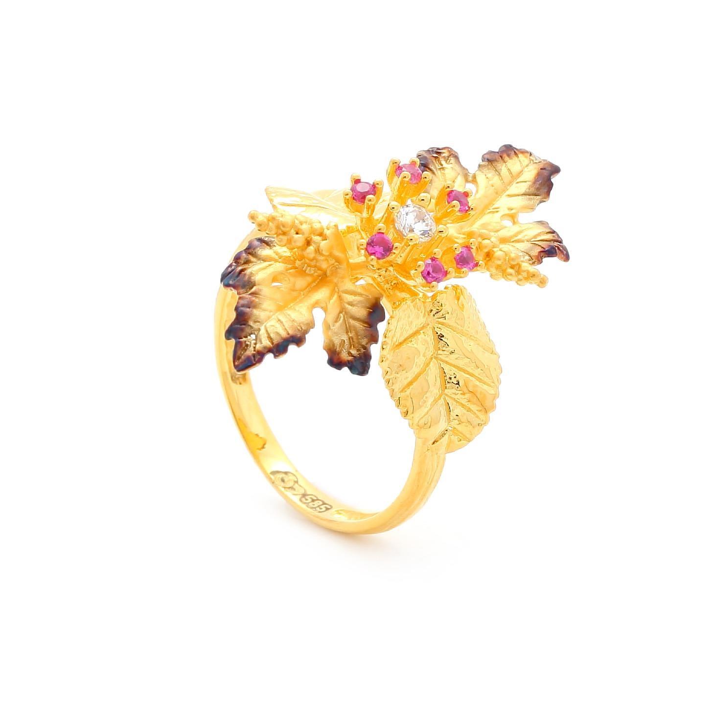 Zlatý prsteň ANNAMAY