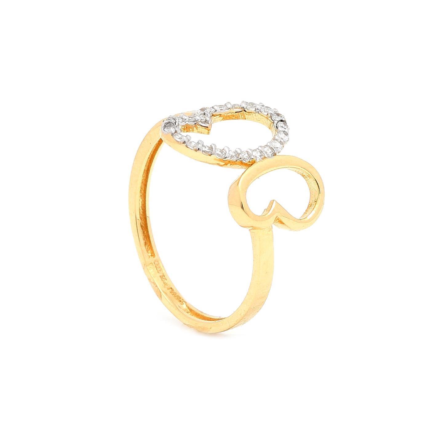 Zlatý prsteň DUANA