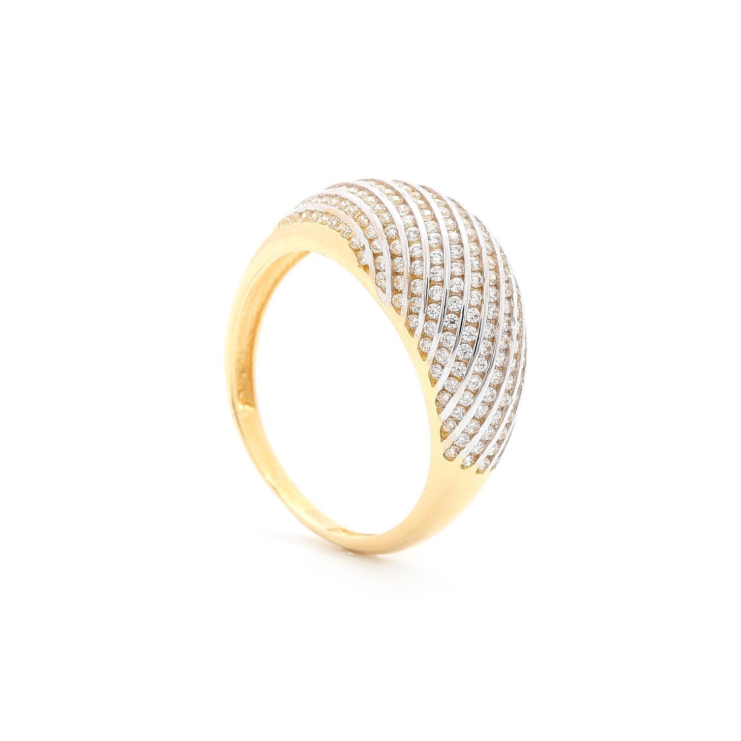 Zlatý prsteň MIRELE