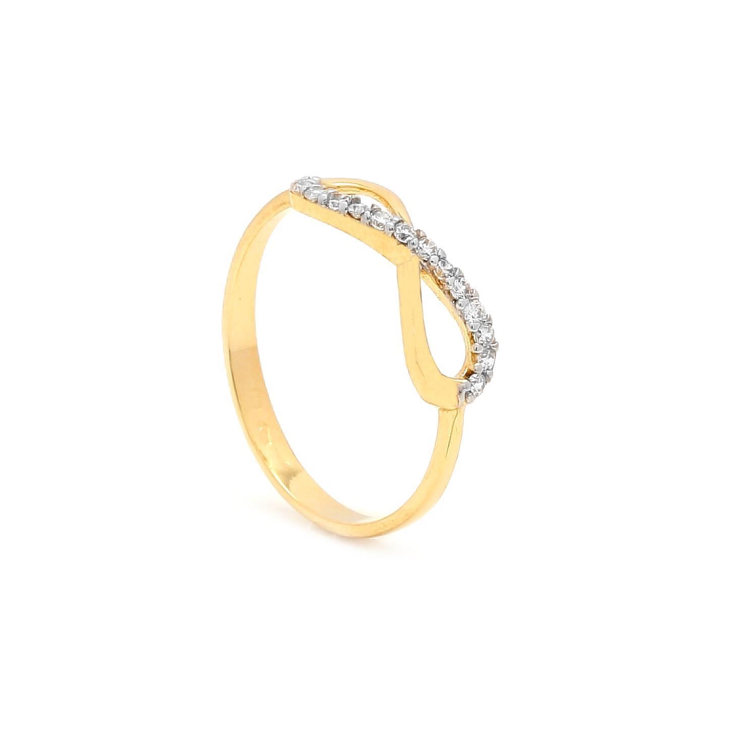 Zlatý prsteň NEKONEČNO