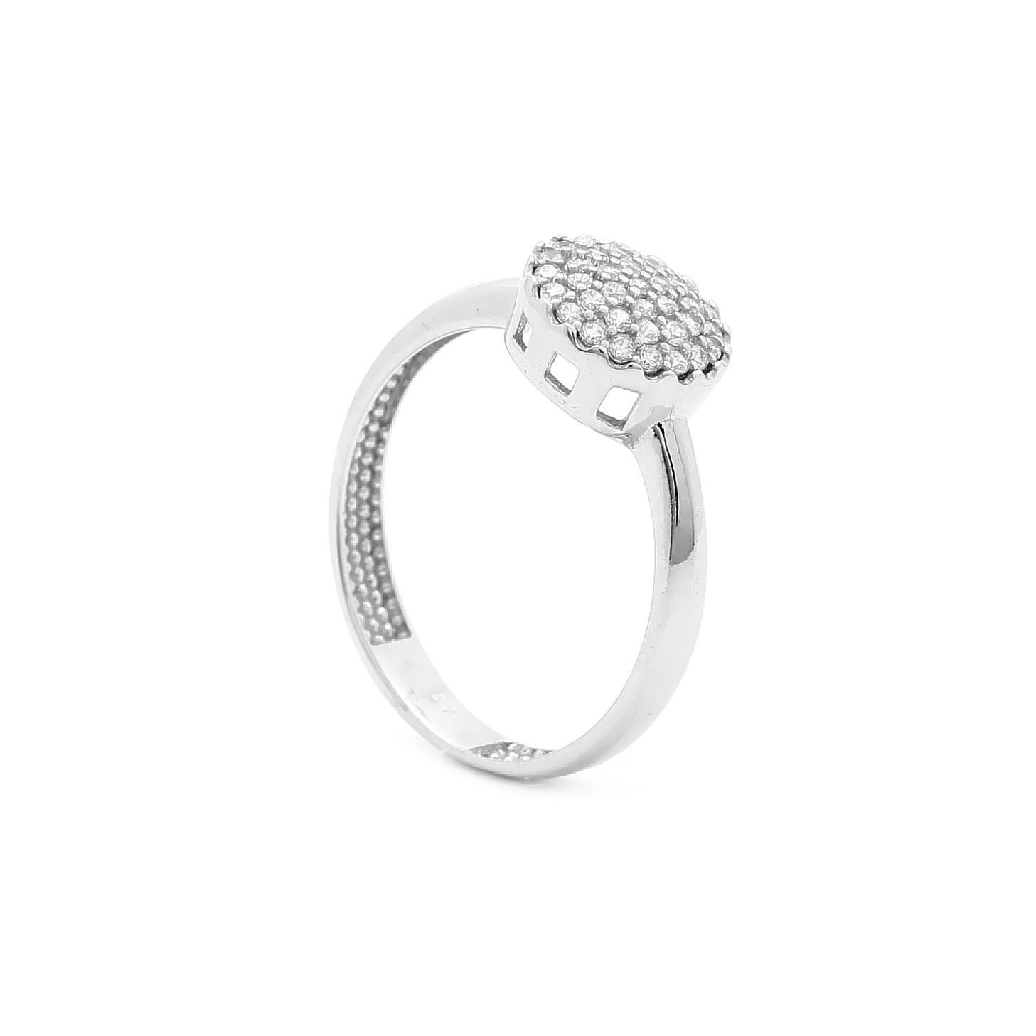 Zlatý zásnubný prsteň ALYSSUM white ca8ac0d7d65