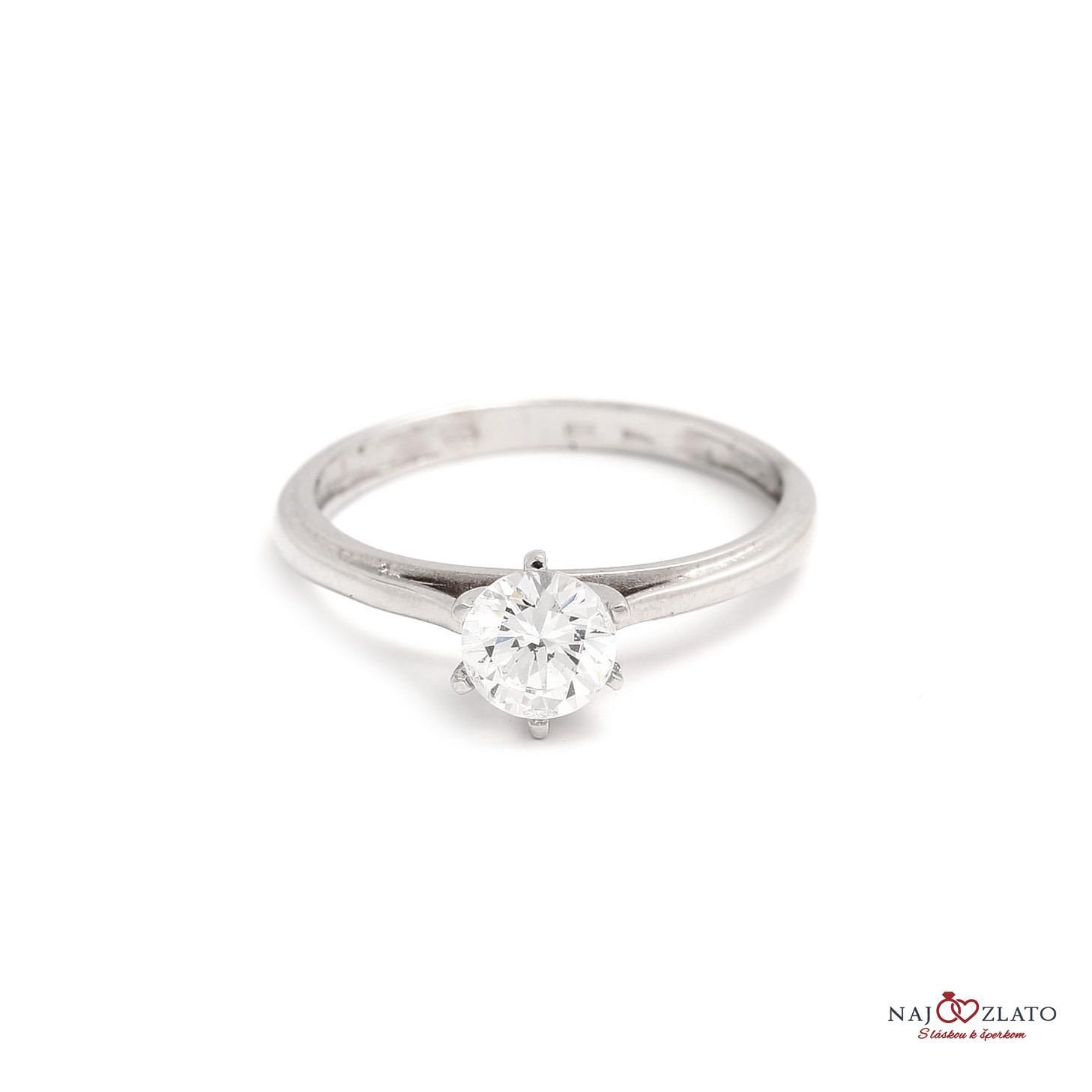 zlatý zásnubný prsteň clematis white zlatý zásnubný prsteň clematis white 1  ... 7b34e8cf8ad