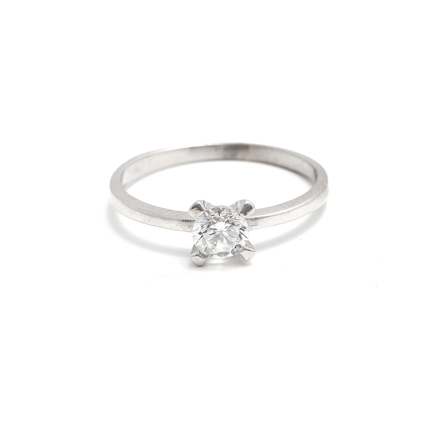 zlatý zásnubný prsteň daisy white zlatý zásnubný prsteň daisy white 1 ... 82ef56ec393