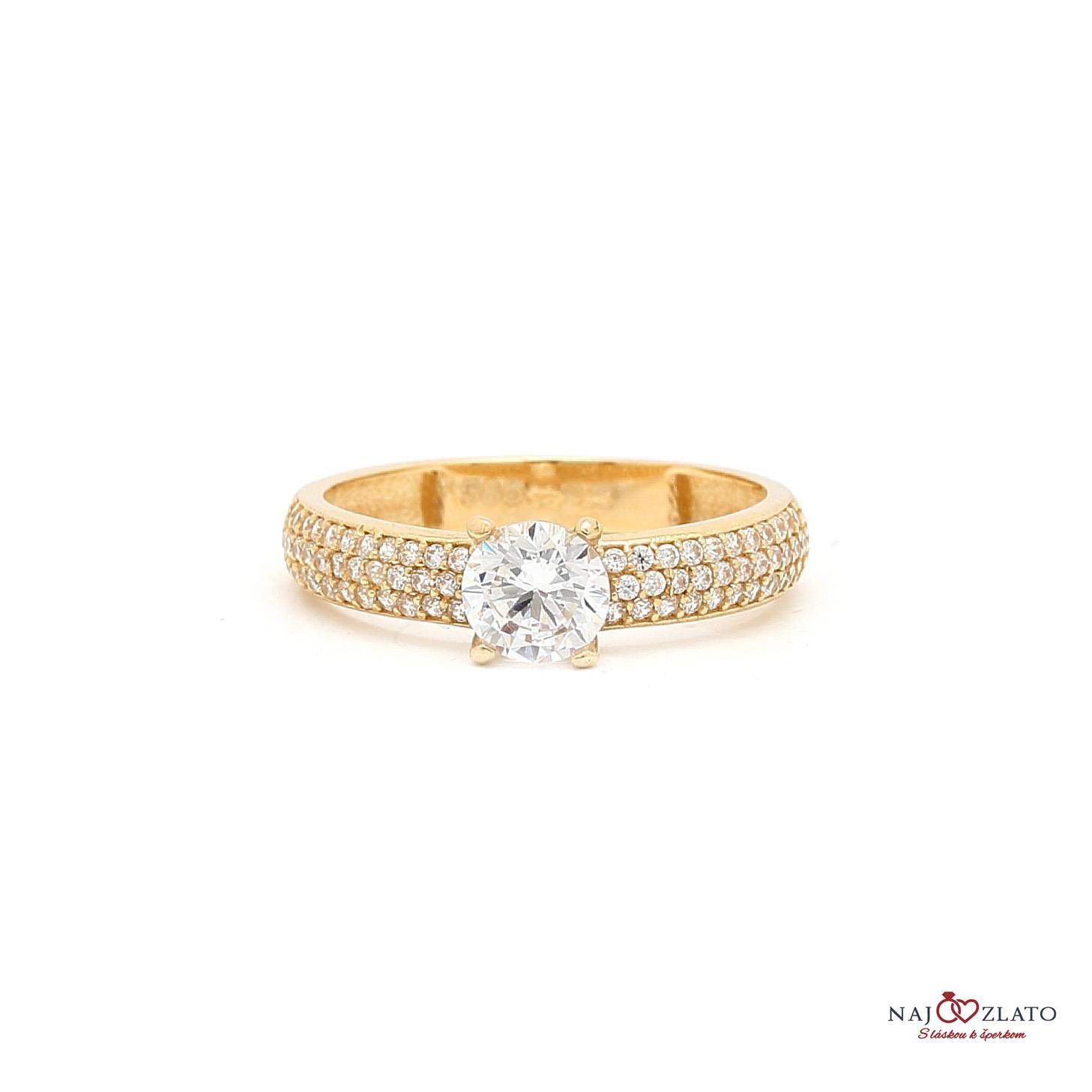 zlatý zásnubný prsteň luanna zlatý zásnubný prsteň luanna 1 ... 88fb2d3cad0