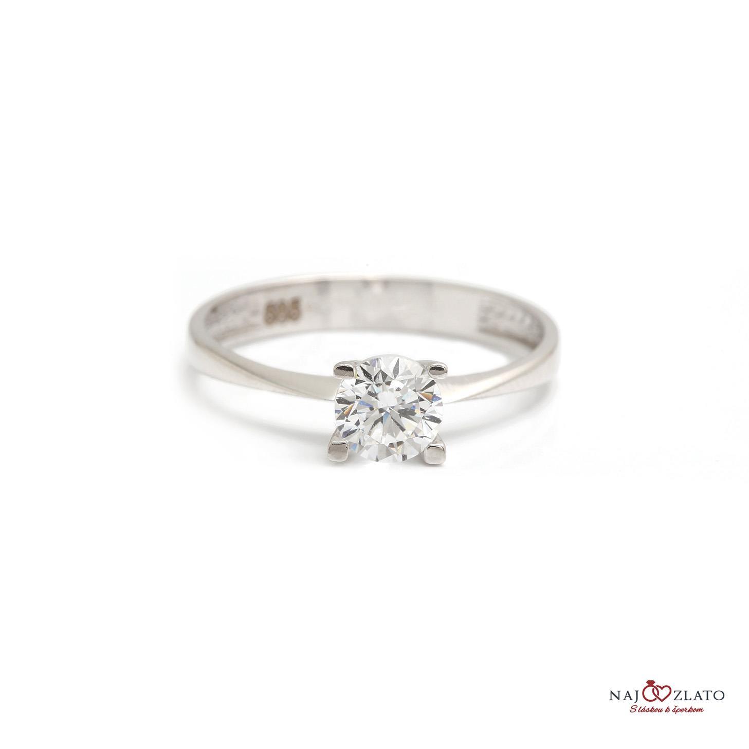 zlatý zásnubný prsteň lurdes zlatý zásnubný prsteň lurdes 1 ... 16b3528138c