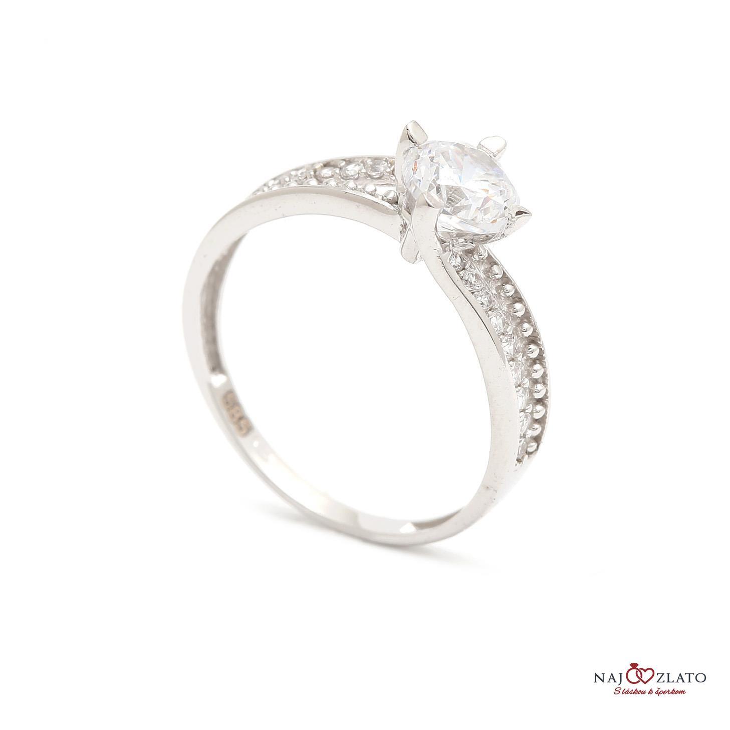 zlatý zásnubný prsteň nova ... dd9271f79f6