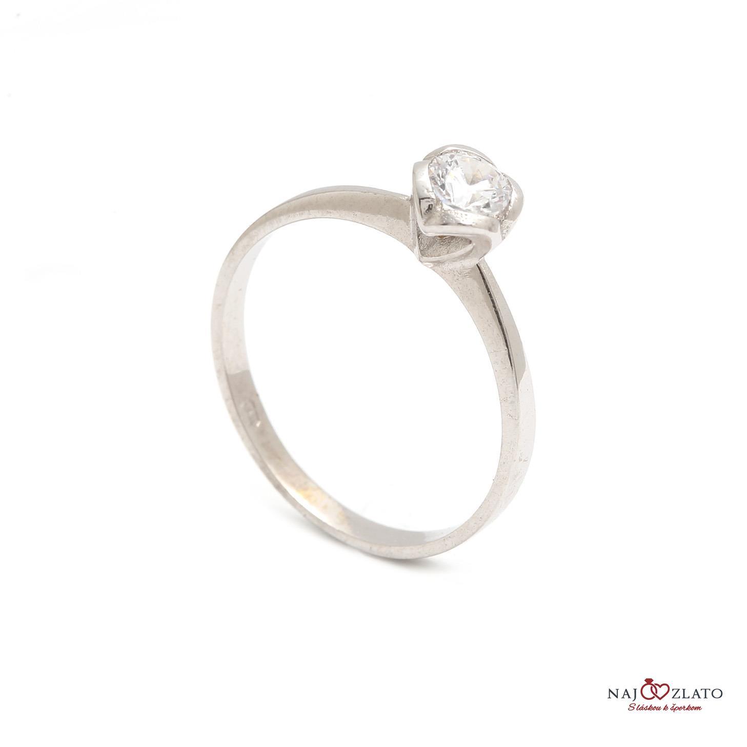 zlatý zásnubný prsteň phyllida white ... 71edfb2d7ef