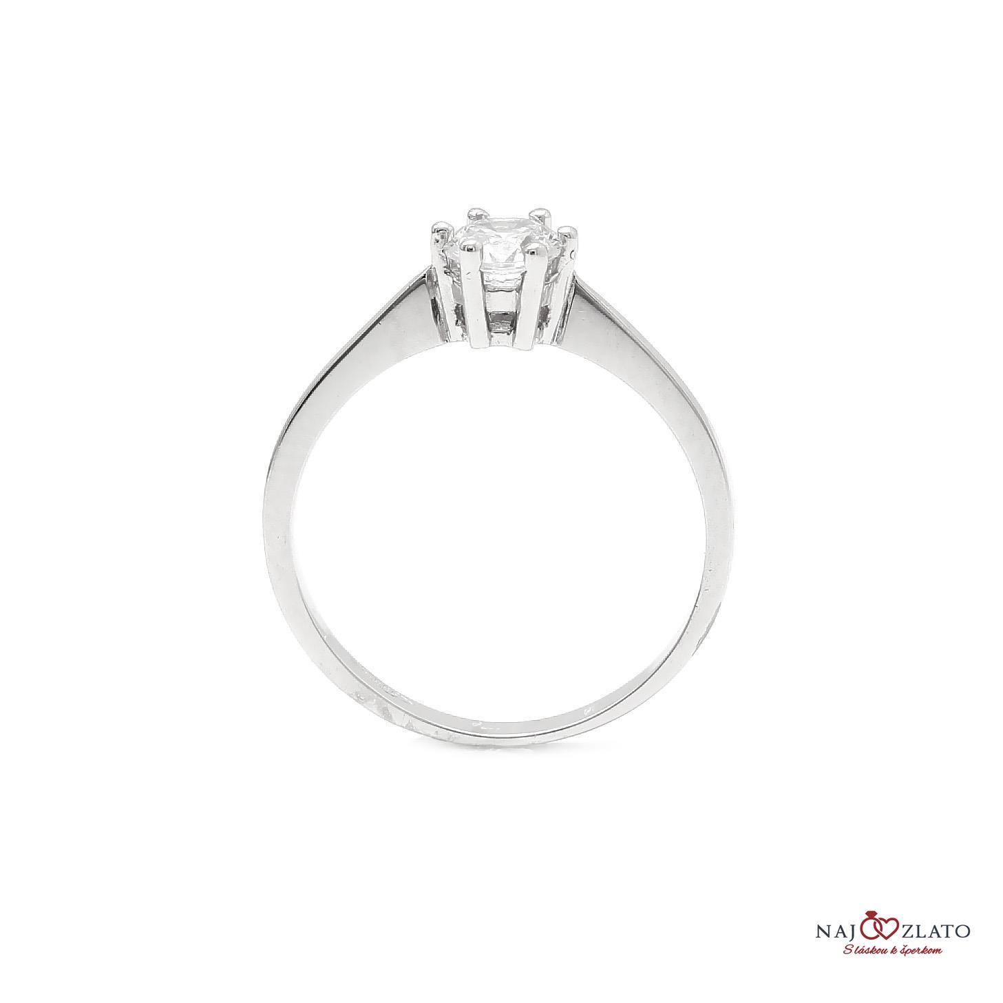 ... zlatý zásnubný prsteň xara 2 657e952892f